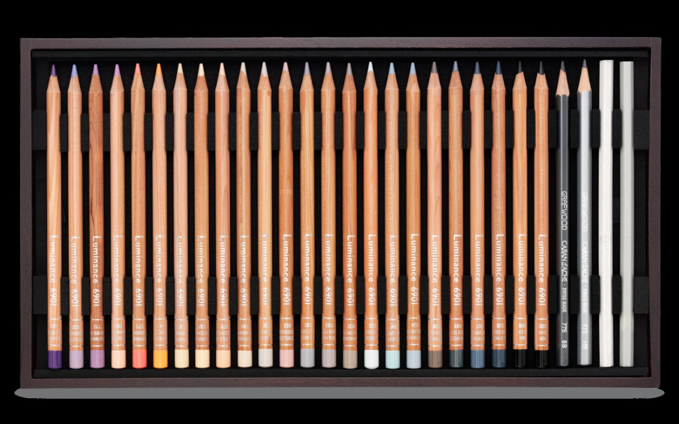 how to use luminance pencils