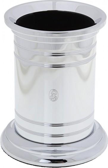 El Casco chrome pencil pot