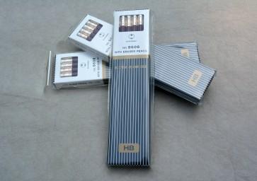 "KITABOSHI 9606 ""Academic Writing"" Pencil - HB - Made in Japan"