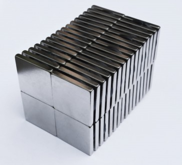 "SQUARE MAGNETS 1"" x 1"" x 1/8 STRONGEST - 10/25/50/100 - N48 Rare Earth Neodymium"