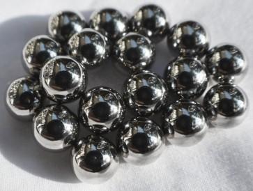 "8mm (5/16"") round spheres / balls 15 / 25 / 50 / 100 / 250 pcs STRONG MAGNETS - N35 Neodymium - rare Earth (6)"