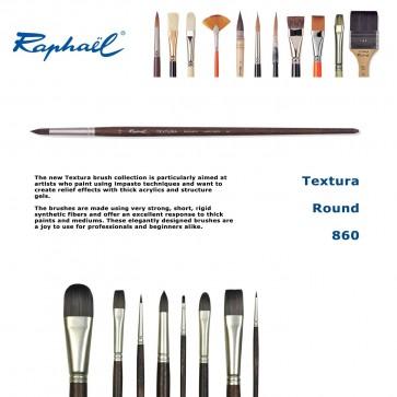 Raphael Textura 860  (Round)