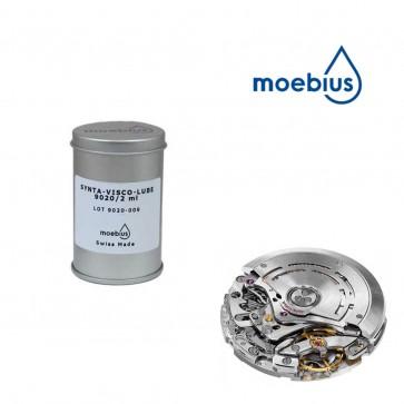 Moebius Synta-Visco-Lube 9020 2ml bottle - Made in Switzerland