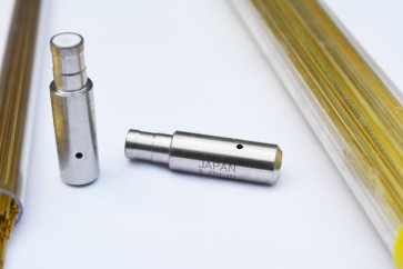CERAMIC GUIDE for ELECTRODE EDM Drilling - Made Japan - choose 0.3mm to 1.5mm