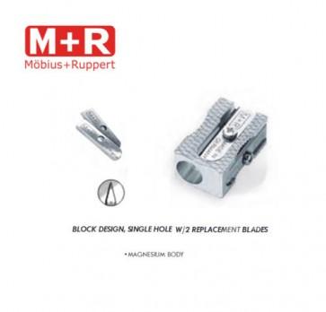 Mobius and Ruppert (M+R) 0220 WEDGE SHAPED MAGNESIUM Pencil sharpener