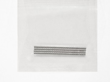 """100 to 1000 pack TINY MAGNETS 1/8"""" x 1/8"""" disk/cylinder STRONG N48 Rare Earth Neodymium"""