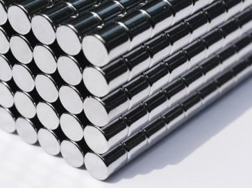 Custom Magnet Order for Highbridge - 1000 6x3mm cylinders