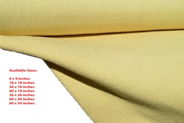 17oz Heavy Weight Aramid Protective Kevlar Fabric - CHOOSE A SIZE - Military Grade , Made in USA