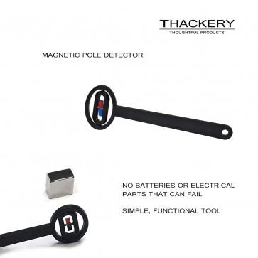 Analog Magnetic Pole Detector Tool
