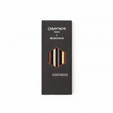 The pencils of Caran d'Ache - Limited Edition Number 8 - Scented pencils - Made in Switzerland