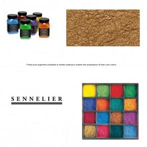 Sennelier #30 - Dry Pigment 90g Jar Yellow Gold