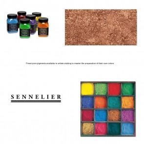 Sennelier #36 - Dry Pigment 100g Jar Copper