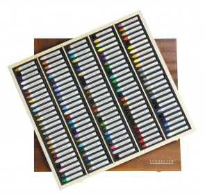 Sennelier Picasso - Oil Pastel Wood Set 120 Colors