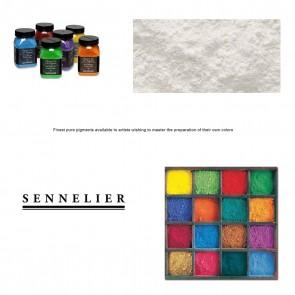 Sennelier #116 - Dry Pigment 140g Jar Titanium White