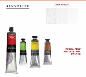 Sennelier - 'Artists' Oil 500ml Can #116 Titanium White