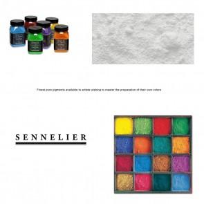 Sennelier #119 - Dry Pigment 110g Jar Zinc White
