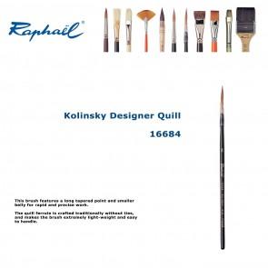 Raphael Kolinsky Designer Quill 16684