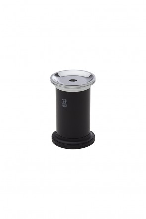 El Casco M435 Small Vertical Desktop Pencil Sharpener - Shiny Black