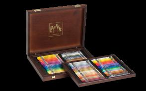 Caran d'Ache - GIFT BOX SET - 40 NEOCOLOR® II + 40 NEOCOLOR® I