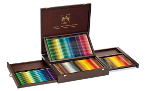 Caran d'Ache - GIFT BOX SET - 80 SUPRACOLOR® SOFT + 80 PABLO®