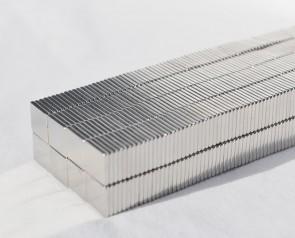 "SQUARE MAGNETS 1/4"" x 1/4 x 1/16 - 25/50/100/250 STRONGEST N52 Rare Earth Neodymium"