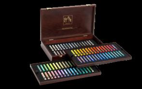 Caran d'Ache - GIFT BOX SET - ASSORTMENT OF 96 NEOPASTEL® COLORS