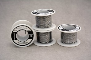 Thackery Sn40pb60 Flux Core Solder Wire - 1mm thickness - sold by the foot/meter