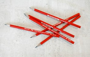 Caran d'Ache Edelweiss HB Writing Pencil - Made in Switzerland - 12 pack
