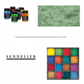 Sennelier #213 - Dry Pigment 120g Jar Green Earth
