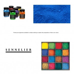 Sennelier #312 - Dry Pigment 60g Jar Ultramarine Light