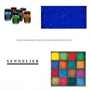 Sennelier #314 - Dry Pigment 90g Jar French Ultramarine Blue