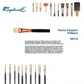 Raphael Paris Classic 3572 (Filbert)