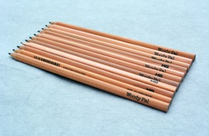 KIRIN Pencil Company W-10 Triangular Writing Pencil - HB - made in JAPAN - sold in lots of 3, 6 or 12