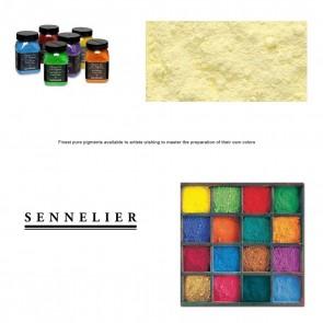 Sennelier #567 -Dry Pigment 90g Jar Naples Yellow Hue