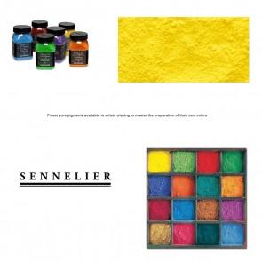 Sennelier #574 - Dry Pigment 70g Jar Primary Yellow