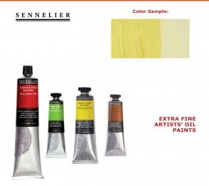 Sennelier-'Artists' Oil 200ml Tube #576 Nickel Yellow