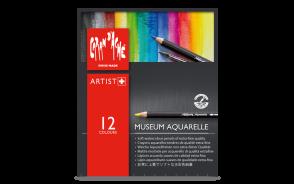"MUSEUM AQUARELLE - ""STANDARD"" ASSORTMENT OF 12 COLORS"