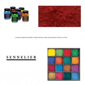 Sennelier #606 -Dry Pigment 120g Jar Cadmium Red Deep