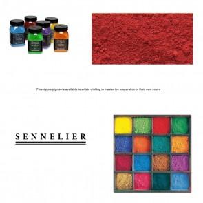 Sennelier #611 - Dry Pigment 140g Jar Cadmium Red Purple