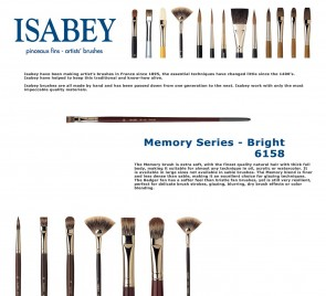 Isabey Memory Series 6158 (Bright)