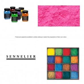 Sennelier #654 - Dry Pigment 100g Jar Fluorescent Pink