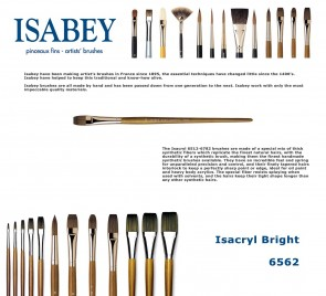 Isabey Isacryl 6562 (Bright)