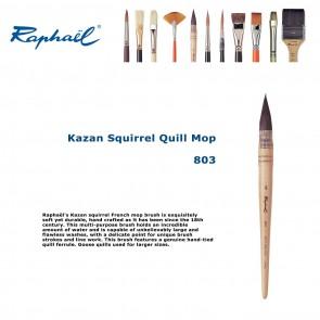Raphael Kazan Squirrel Quill Mop 803