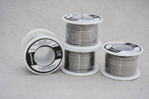 Thackery Sn60pb40 Flux Core Solder Wire - 1.5mm thickness - sold by the foot/meter