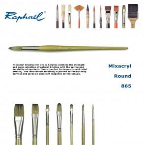 Raphael Mixacryl 865  (Round)