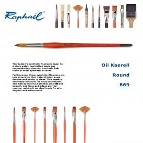 Raphael Oil Kaerell 869 (Round)