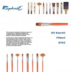 Raphael Oil Kaerell 8792 (Filbert)