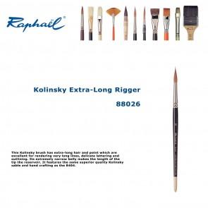 Raphael Kolinsky Extra-Long Rigger 88026