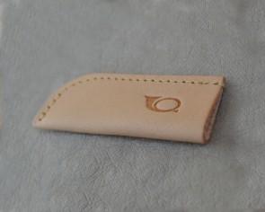 GEKKOSO LEATHER PENCIL CAP - Made in Japan