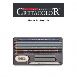 Creatacolor  Artino Water-soluble Graphite Set of 10 Pencils